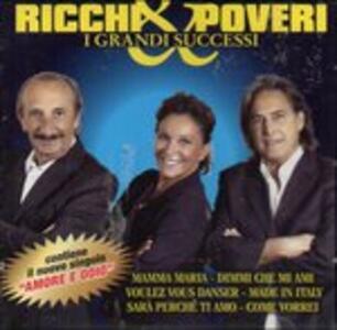 I grandi successi - CD Audio di Ricchi e Poveri
