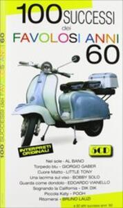 100 Successi dei favolosi anni 60 - CD Audio