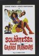 Cover Dvd DVD La soldatessa alle grandi manovre