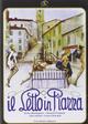 Cover Dvd DVD Il letto in piazza