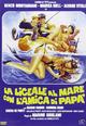 Cover Dvd DVD La liceale al mare con l'amica di papà