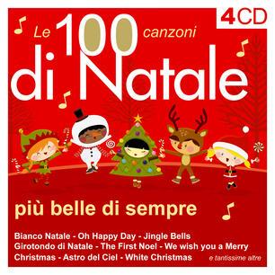Le Piu Belle Canzoni Di Natale.Le 100 Canzoni Di Natale Piu Belle Di Sempre Cd Ibs