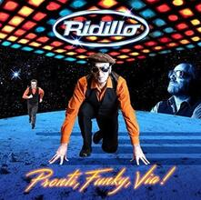 Pronti, Funky, Via! - Vinile LP di Ridillo