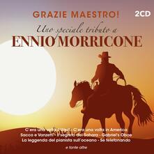 La musica di Ennio Morricone (Colonna Sonora) - CD Audio di Ennio Morricone