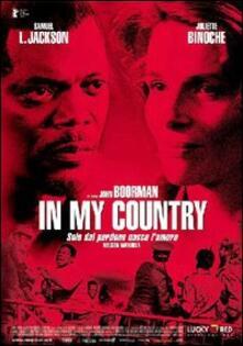 In my country (DVD) di John Boorman - DVD
