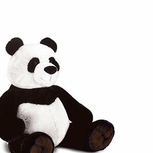 Plush & Company Peluche Panda Seduto H 95 Cm - 13