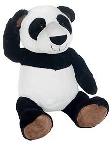 Plush Panda Seduto 70 Cm