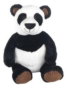 Plush Panda Seduto 40 Cm - 2