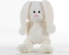 Plush Coniglio Bianco 40 Cm