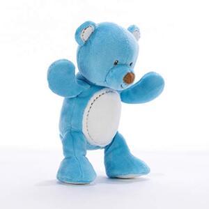 Orso baby azzurro 20 cm