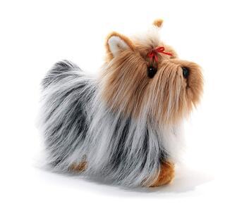 Peluche Cane Scottie Terrier cm 30 - 9