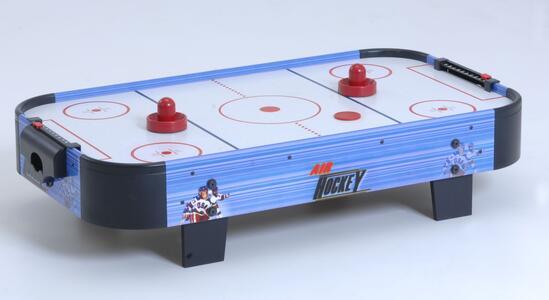 Air Hockey Da Tavolo 87X49Cm Garlando Ghibli