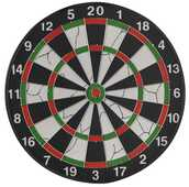 Giocattolo Bersaglio per freccette Orion a 2 giochi Equinox