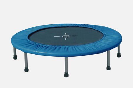 Trampolino Tappeto Elastico Diametro 122Cm Garlando Indoor Fit & Balance To Go