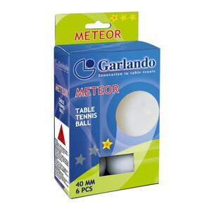 Confezione 6 palline ping pong Meteor