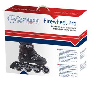 Giocattolo Pattini In Linea Firewheel Pro Nero Nextreme 1