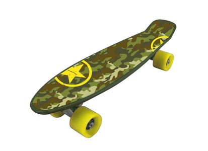 Giocattolo Skateboard Freedom Pro Military Nextreme 0