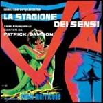 Cover CD La stagione dei sensi