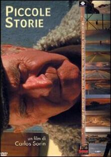 Piccole storie di Carlos Sorin - DVD