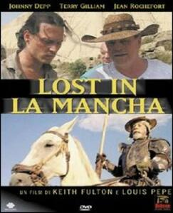 Lost In La Mancha di Keith Fulton,Louis Pepe - DVD
