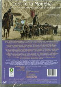 Lost In La Mancha di Keith Fulton,Louis Pepe - DVD - 2