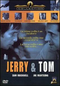 Jerry e Tom di Saul Rubinek - DVD
