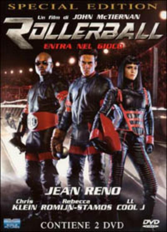 Rollerball (2 DVD) di John McTiernan - DVD