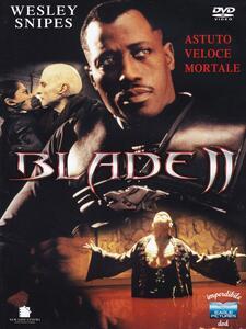 Blade 2 di Guillermo Del Toro - DVD