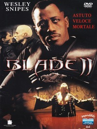 Cover Dvd Blade 2