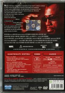 Blade 2 di Guillermo Del Toro - DVD - 2