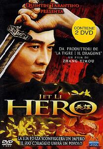 Hero (2 DVD) di Zhang Yimou - DVD
