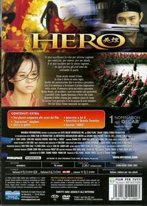 Hero (2 DVD) di Zhang Yimou - DVD - 2