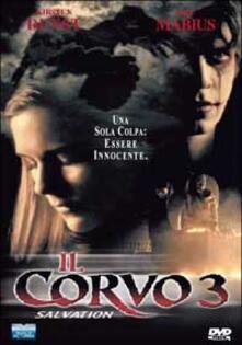 Il Corvo 3. Salvation di Bharat Nalluri - DVD