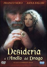 Locandina Desideria e l'anello del drago