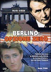 Locandina Berlino opzione zero