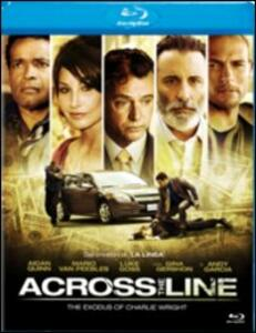 Across the Line. The Exodus of Charlie Wright di R. Ellis Frazier - Blu-ray