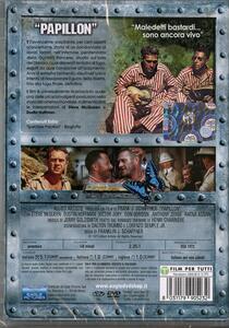 Papillon di Franklin J. Schaffner - DVD - 2
