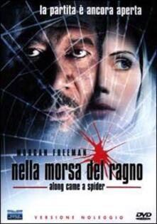 Nella morsa del ragno. Along came a spider di Lee Tamahori - DVD