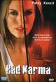 Cover Dvd Bad Karma