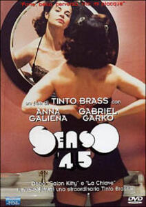 Senso '45 di Tinto Brass - DVD