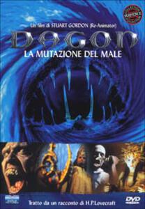 Dagon. La mutazione del male di Stuart Gordon - DVD
