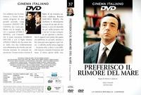 Cover Dvd Preferisco il rumore del mare (DVD)