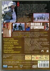 Regole d'onore (DVD) di William Friedkin - DVD - 2
