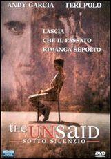 Film The Unsaid. Sotto silenzio Tom McLoughlin