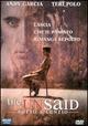 Cover Dvd DVD The Unsaid - Sotto silenzio