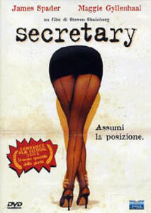 Secretary di Steven Shainberg - DVD