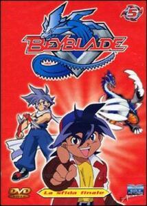 Beyblade. Vol. 05. La sfida finale di Toshifumi Kawase - DVD