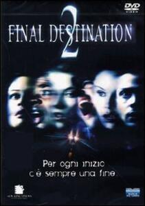 Final Destination 2 di David R. Ellis - DVD