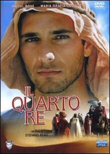 Il quarto re di Stefano Reali - DVD