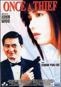 Once a Thief di John Woo - DVD